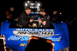 Photographer of the Year Andrew Craft, The Fayetteville ObserverBobby Heart, left, and Tyler Brown make some last minute modifications to a super late model car Saturday, March 28, 2015, at Fayetteville Motor Speedway in Fayetteville, N.C.