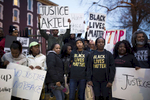 POY: Runner UpMadeline Gray, North State Journal Shaw University students and community members march in protest of the shooting death of Akiel Denkins by a Raleigh police officer.