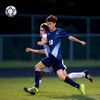 Sports Photographer of the Year Ben McKeown, Freelance Millbrook's Ian Pearlswig (10) races Wakefield's Ian McDonald, left, to the ball during a high school soccer game in Raleigh, N.C. on Wednesday, Sept. 21, 2016.