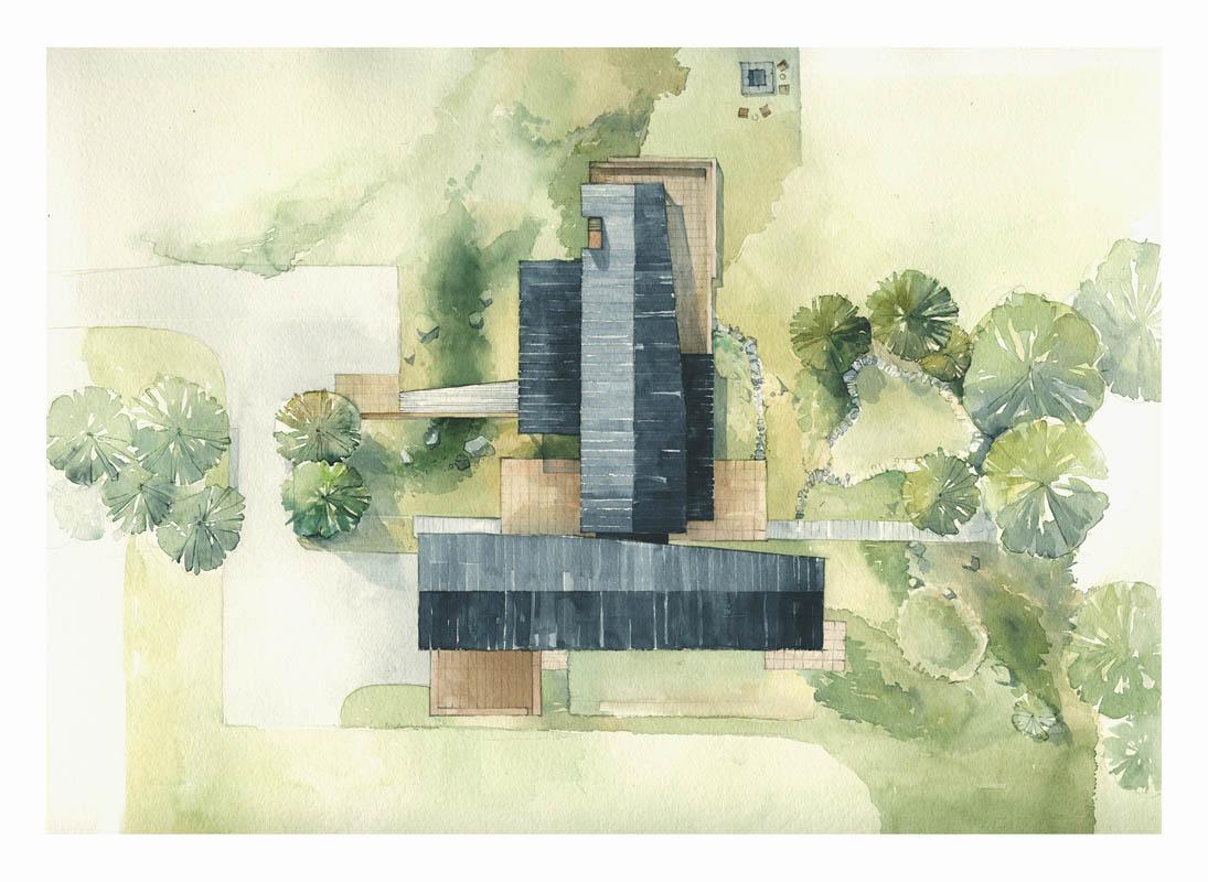 Planting plan landscape architecture pinterest for Site plan with landscape
