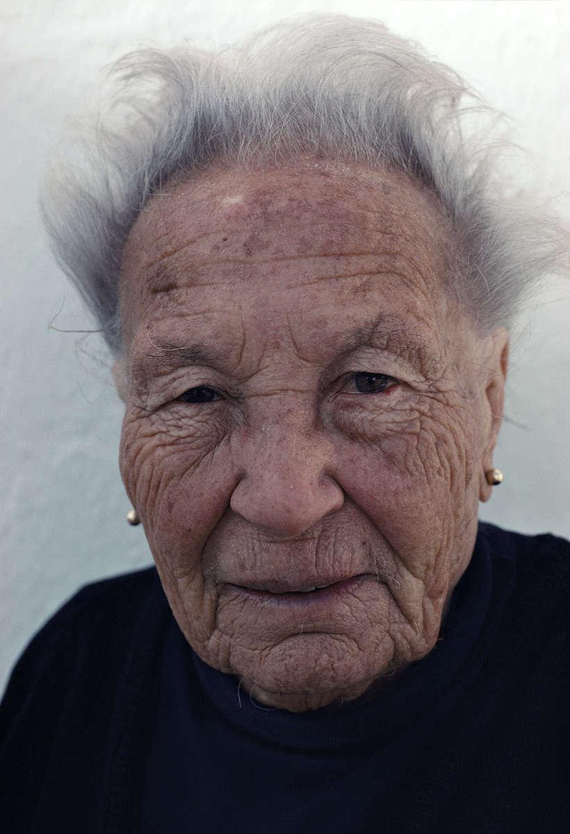 Woman's Portrait · Sorbas, Almería