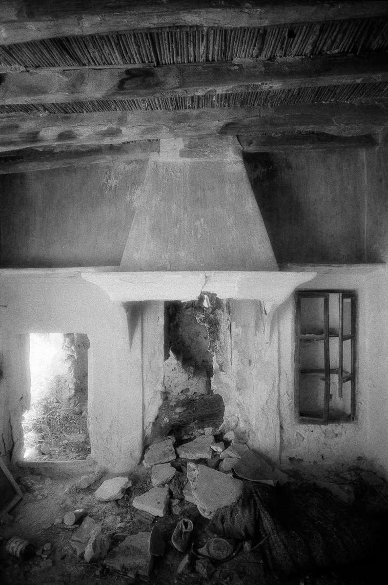 Forgotten #3 · Hueli, Almería