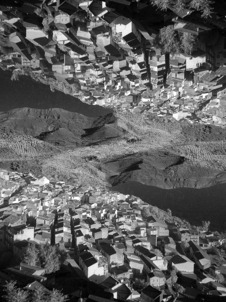 Homage to Escher · Torres, Jaén