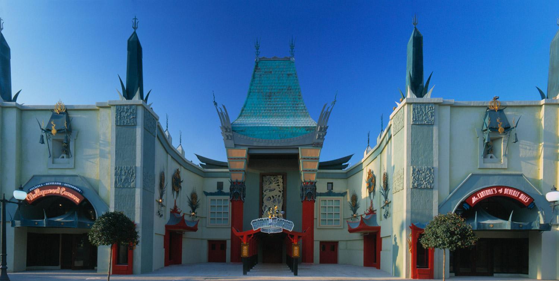 Ackerman McQueen · Warner Bros Park Launch