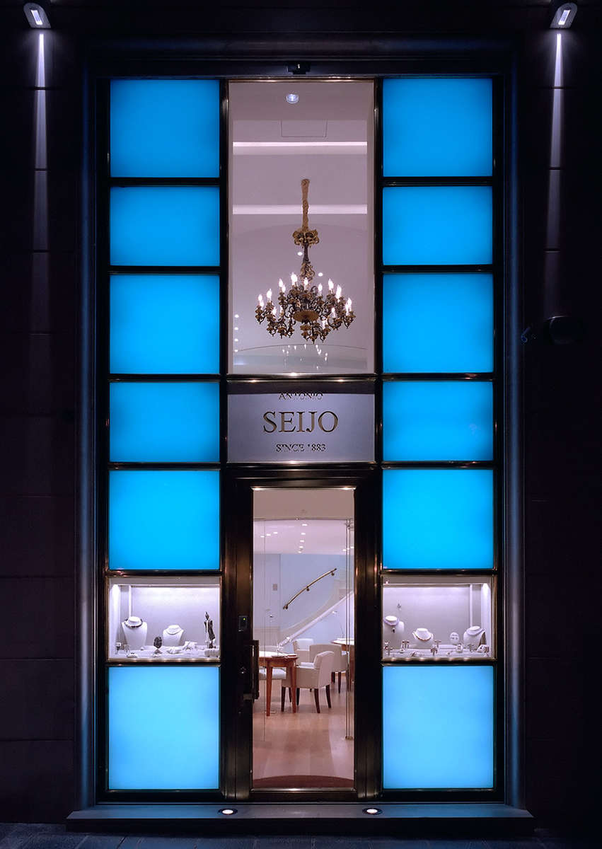 Antonio Seijo · Jeweler