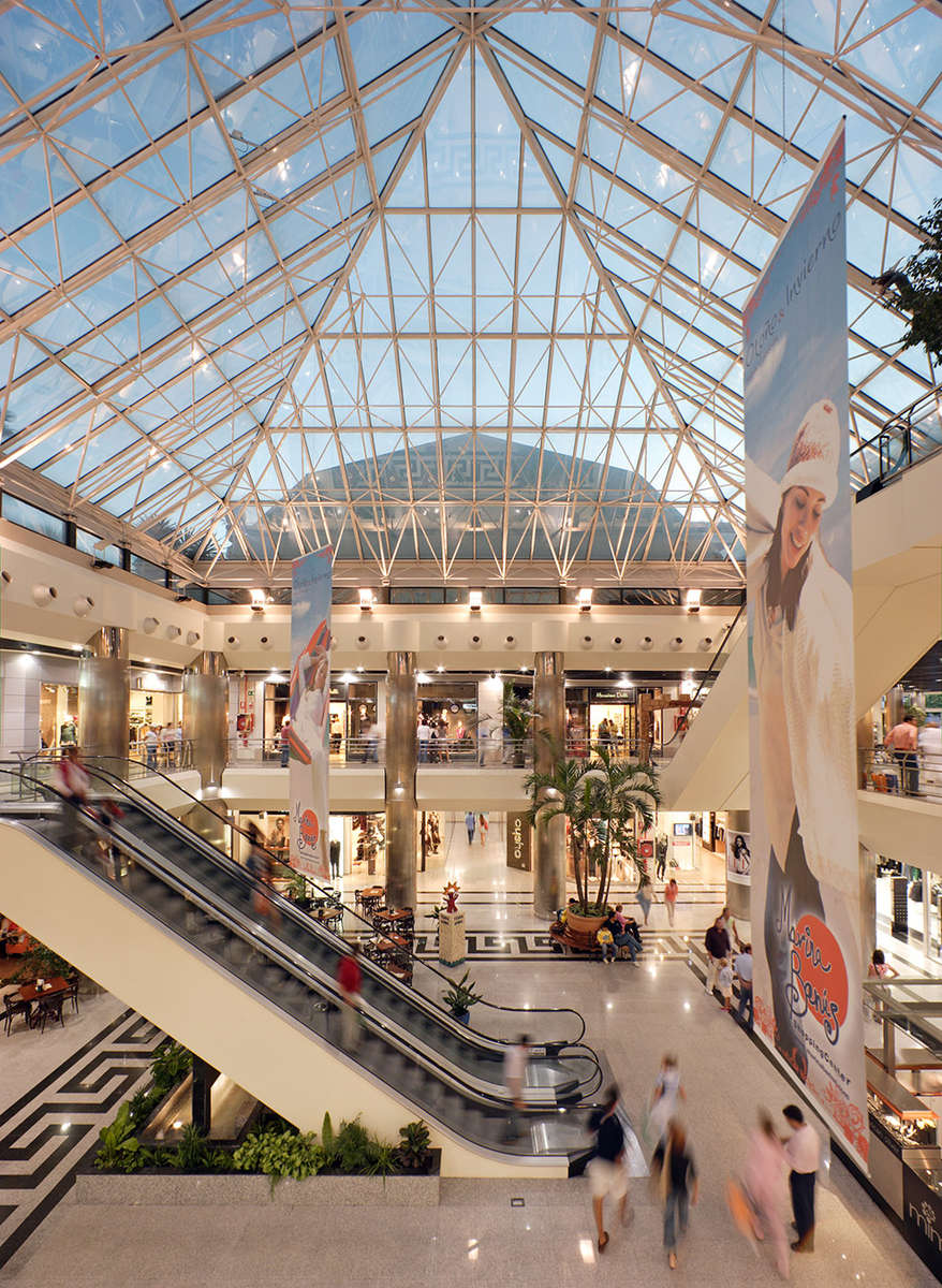 Marina Banús · Mall