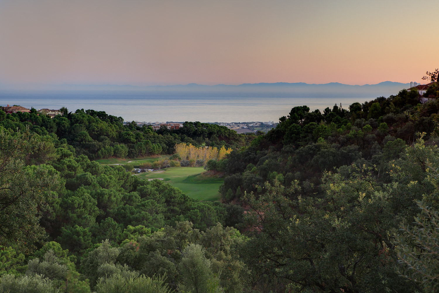 View to Morocco · La Zagaleta Country Club