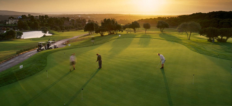 Steven Taylor Assoc · NH Almenara Golf Hotel & Spa