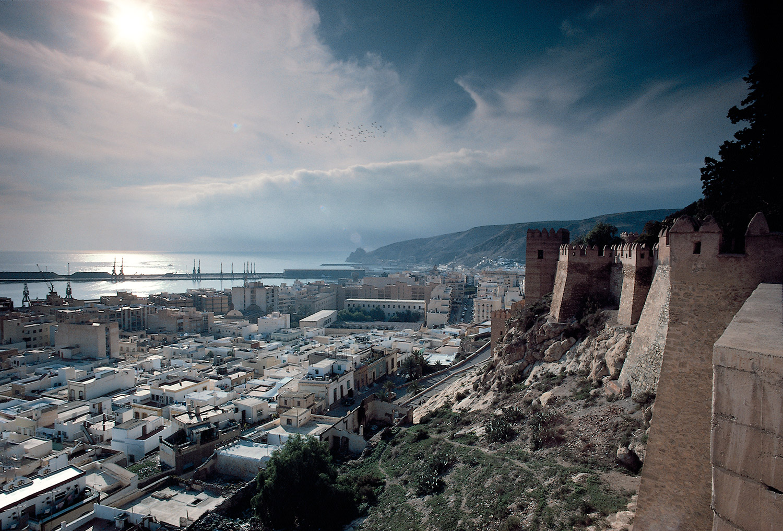 Alcazaba Fortress · Almería