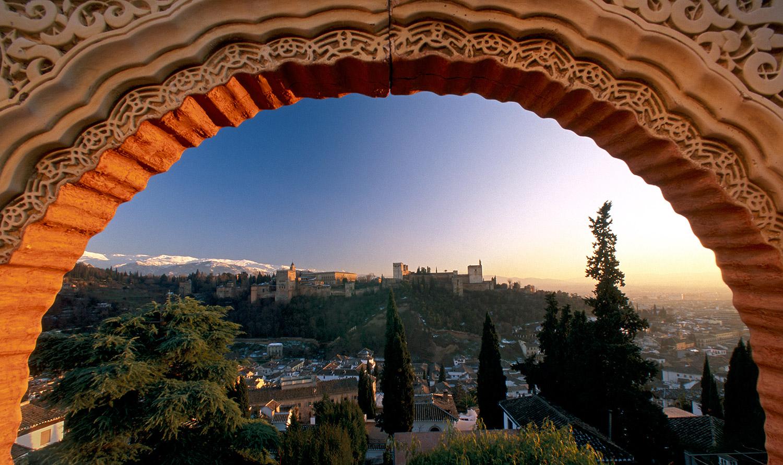 The Alhambra · Granada