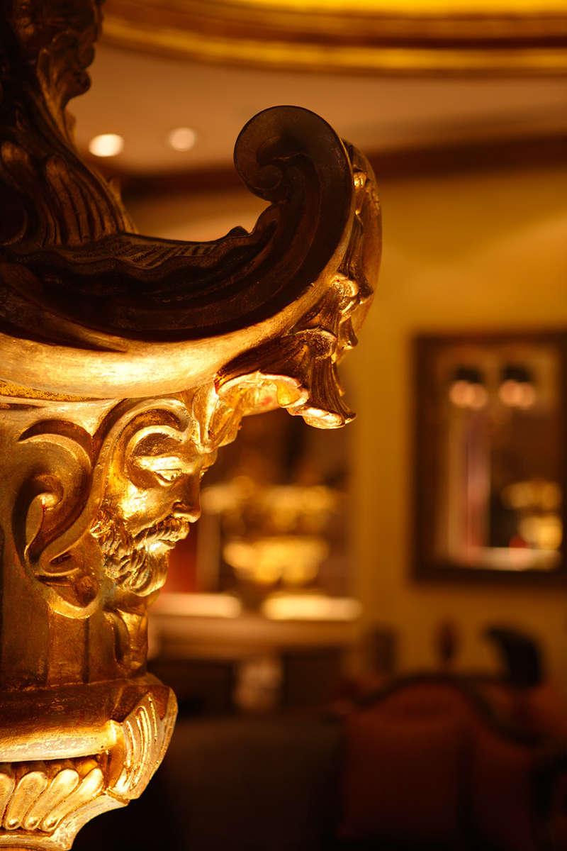 Marbella Club Hotel · Champagne Room