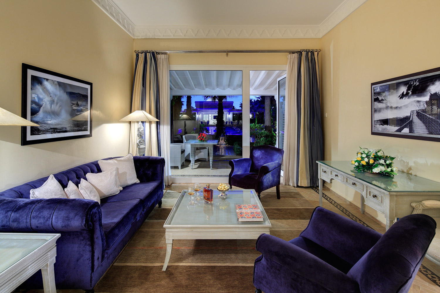 Hotel Le Mirage · Tangiers
