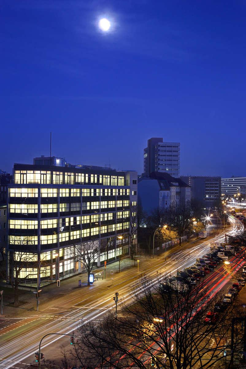 Bauhaus Building, Berlin · Design by Gensler