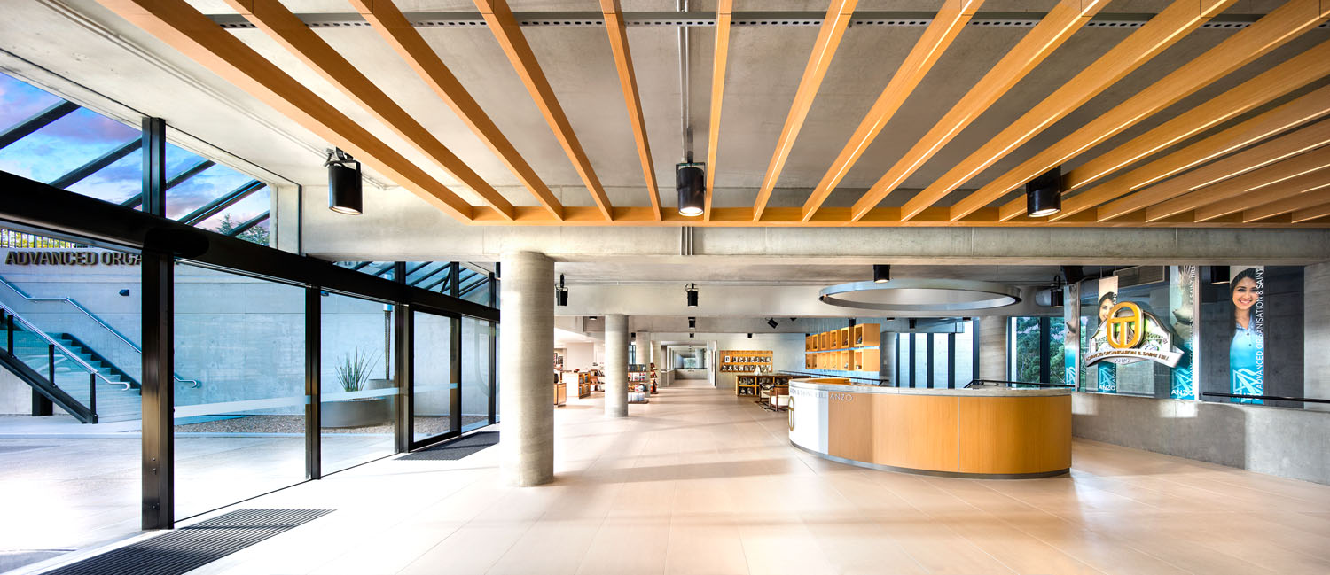ANZO Sydney · Design by Gensler