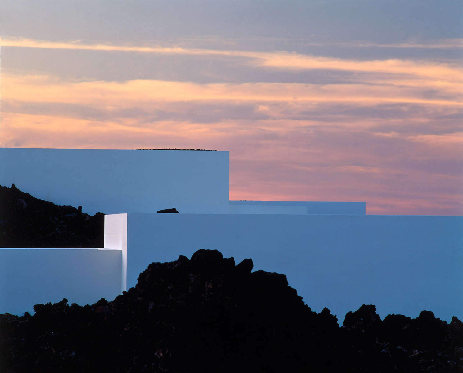 Cano & Escario · Timanfaya National Park Building