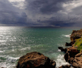 Storm Clouds · Hotel Le Mirage, Tangiers