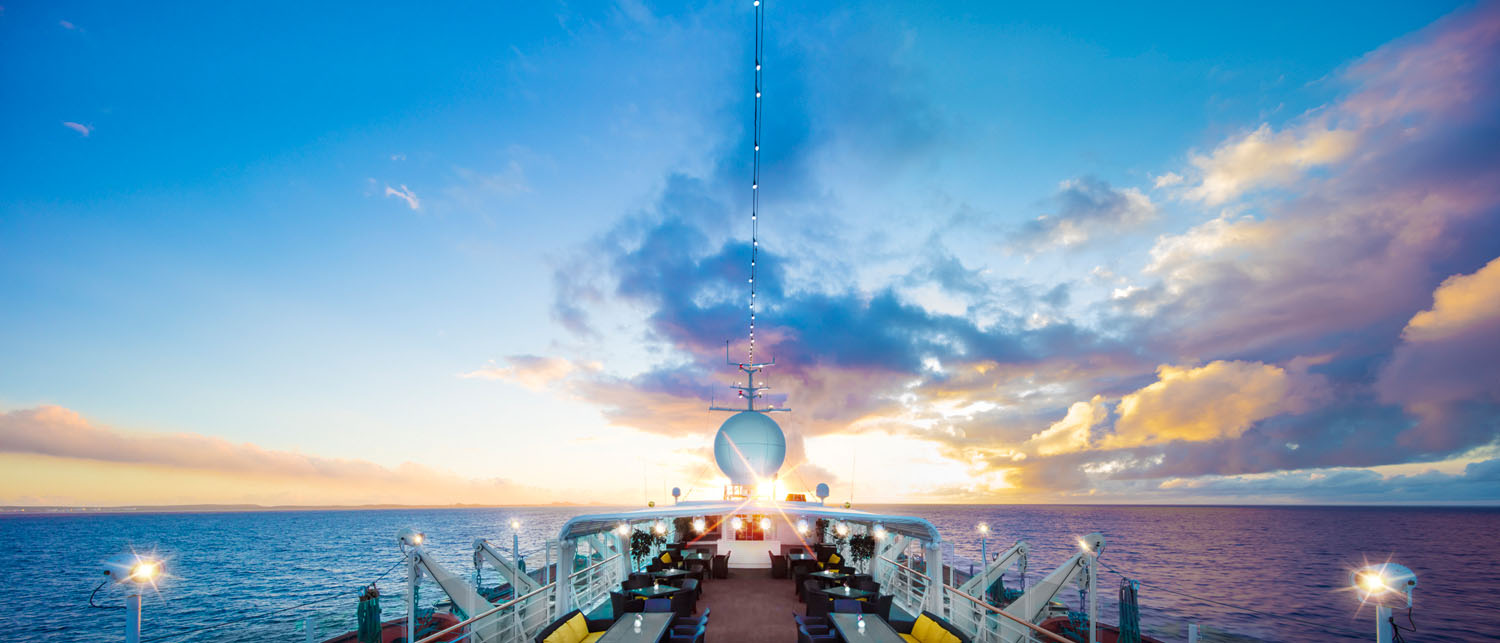 Freewinds Cruise Ship · Caribbean