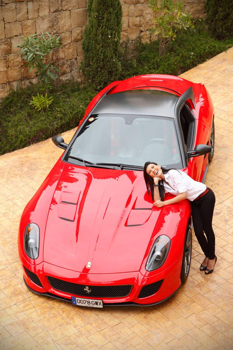 Ferrari Magazine · Conde Nást