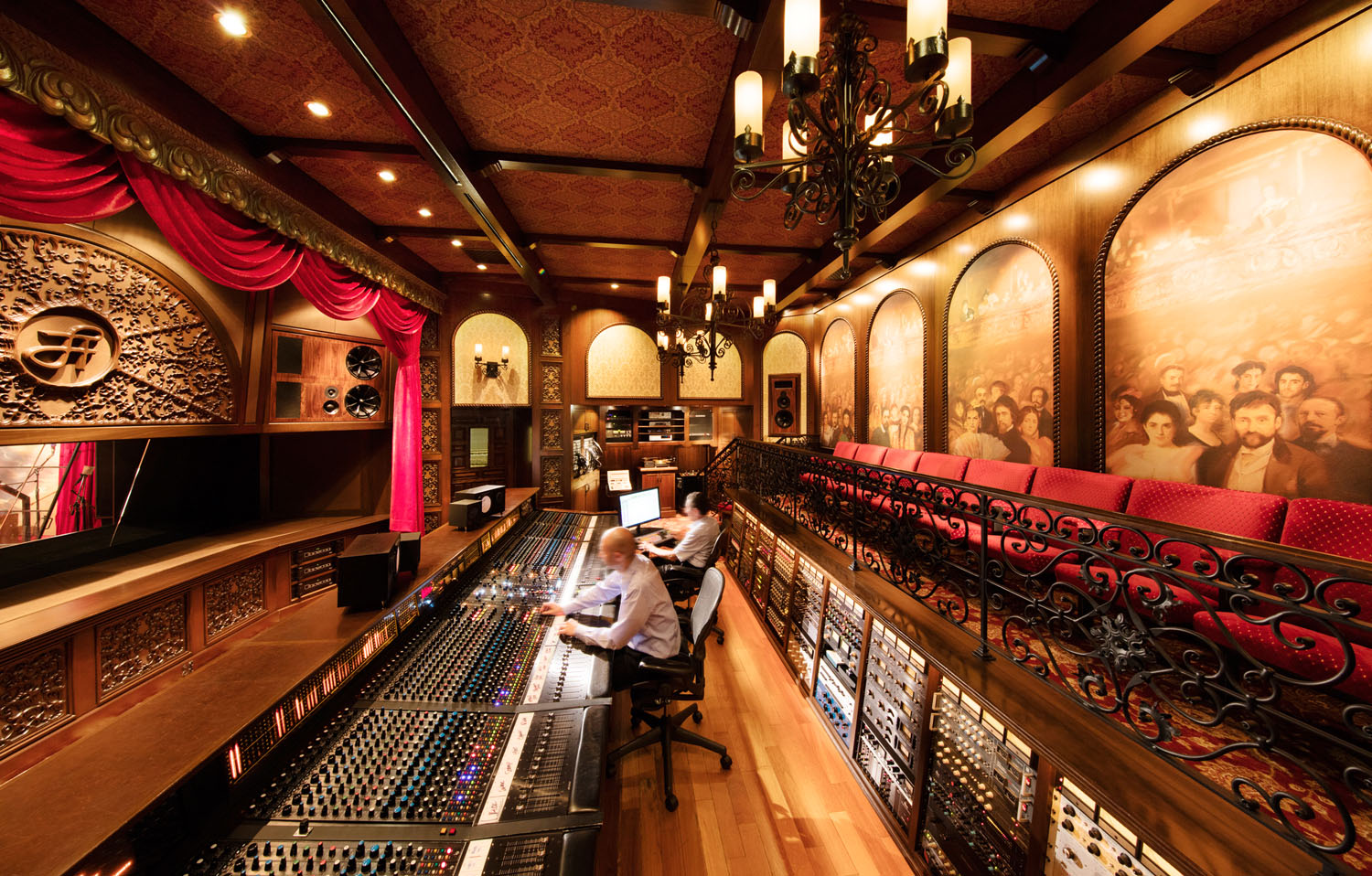 Golden Era Audio Facilities ·California