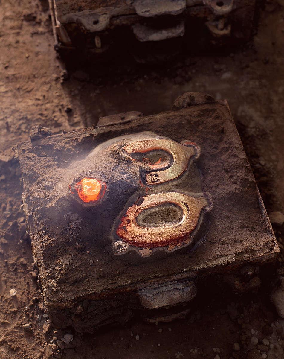 David Marshall · Bronze Age