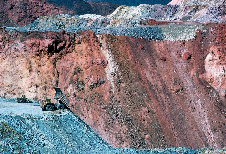 Riotinto Mines · Huelva