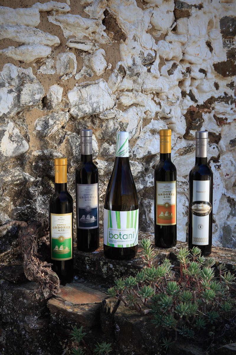 Wine Spectator · Bodegas Jorge Ordóñez