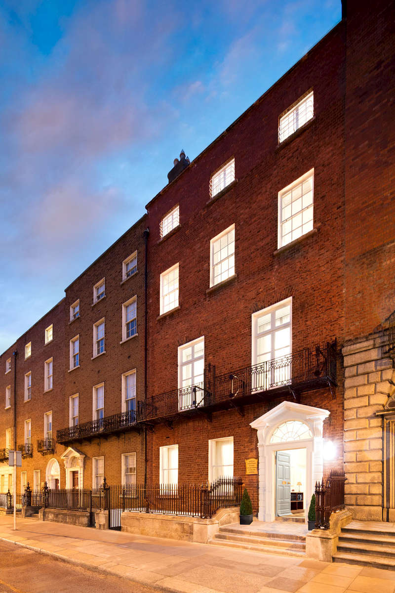 Merrion Square, Dublin · Design by Gensler