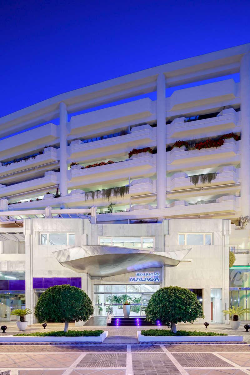 Malaga Building · Playas del Duque · Puerto Banús
