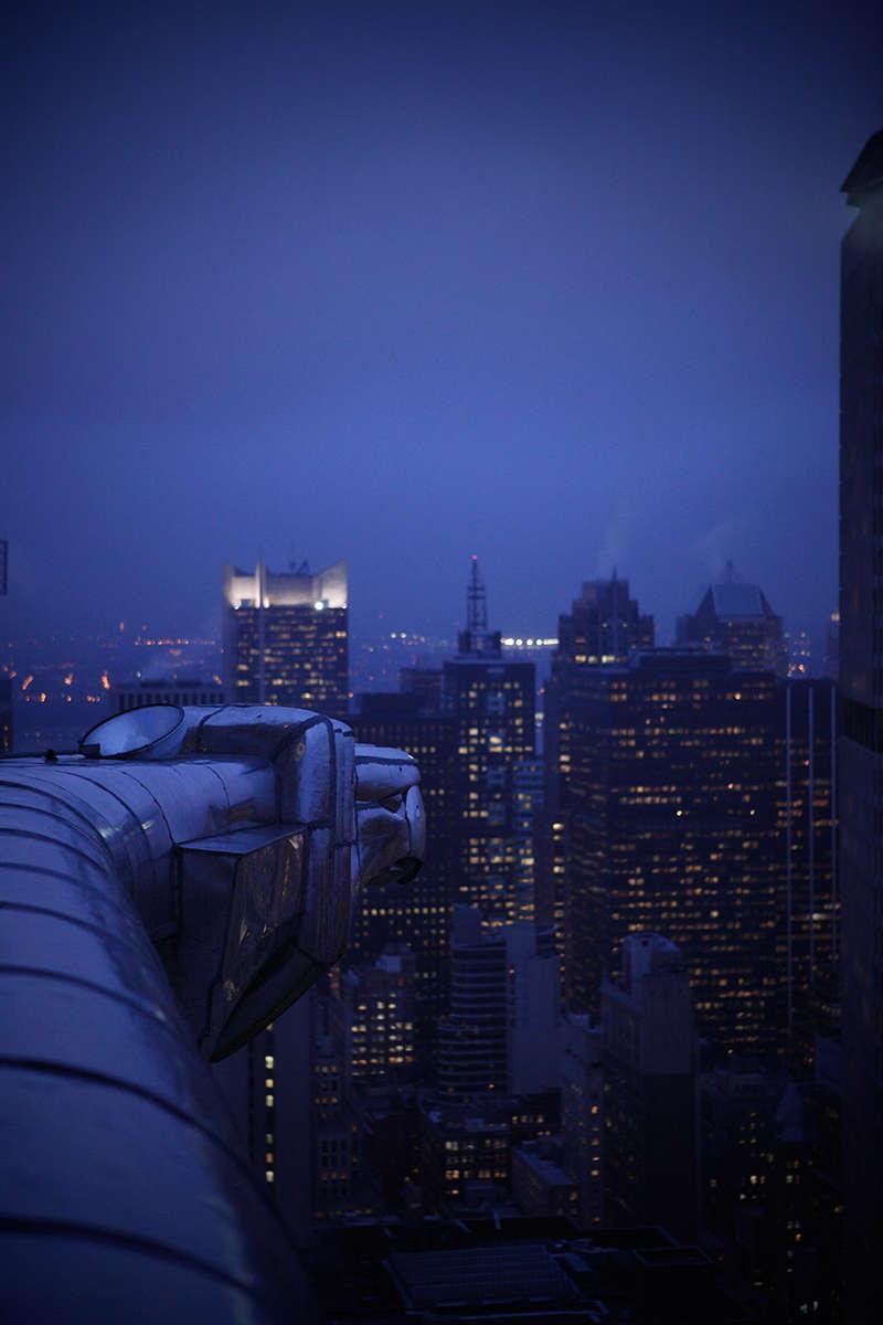 Chrysler Gargoyle · NYC