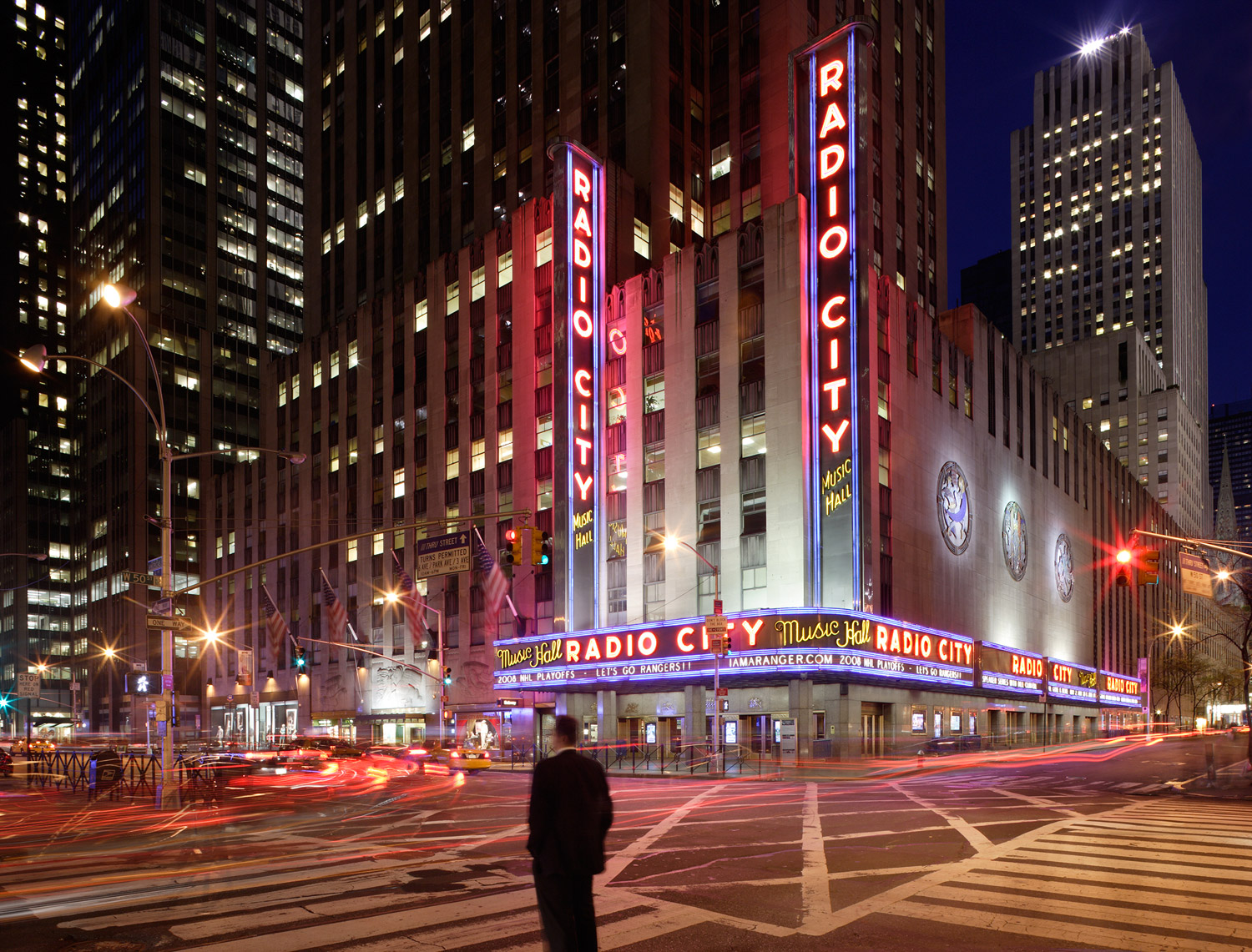 Radio City Music Hall · NYC