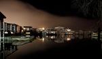 Houseboats & Fog #2 · Sausalito, CA