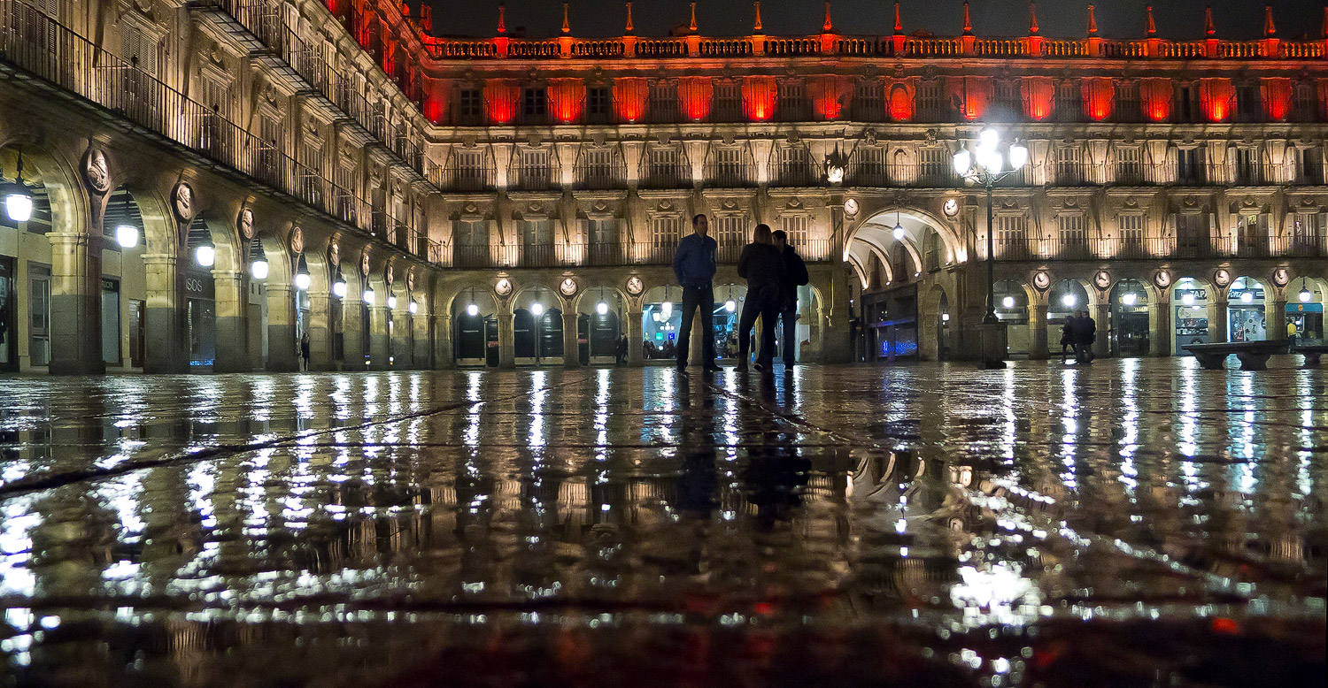 Plaza Mayor · Salamanca