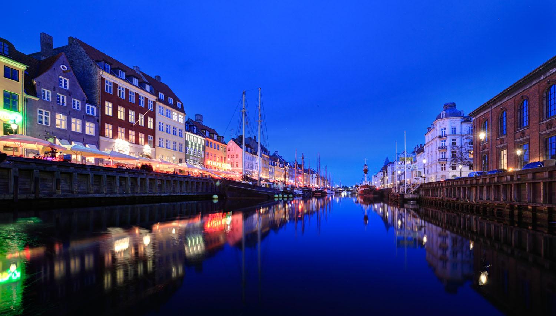Nyhavn Port · Copenhagen