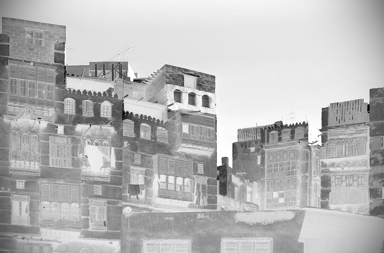 Old Town #1 · Jeddah, 1978