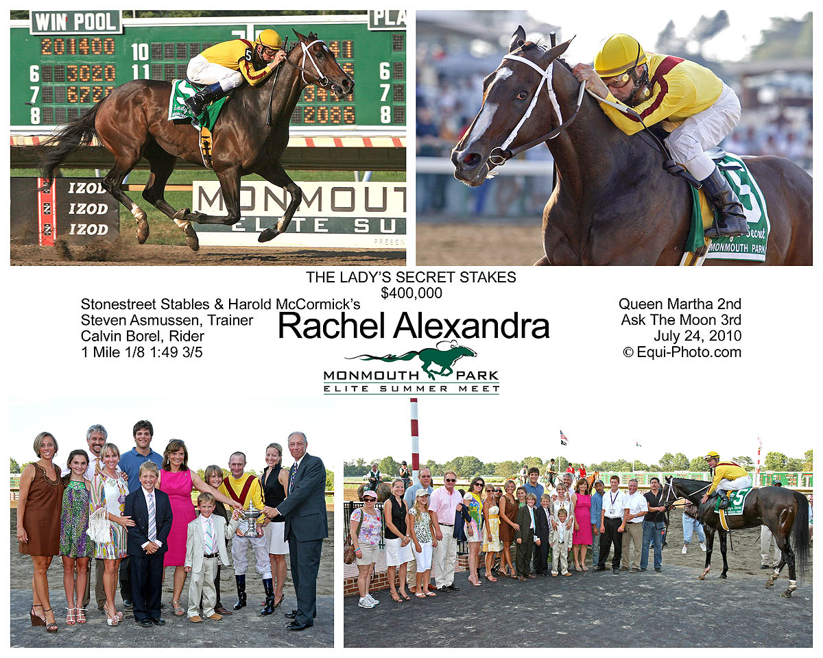 The 4in1 Stake Photo is available for winners of Stakes Races.  Sizes available are 8x10, 11x14, 16x20 and 20x24.