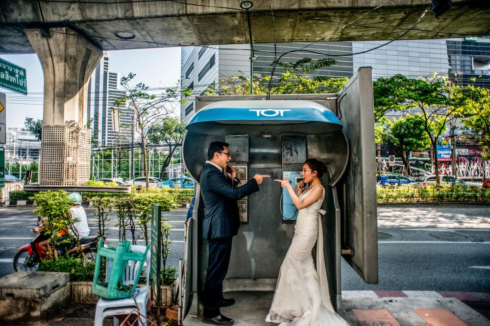 Bangkok photographer wedding Wedding amazing dress Bangkok