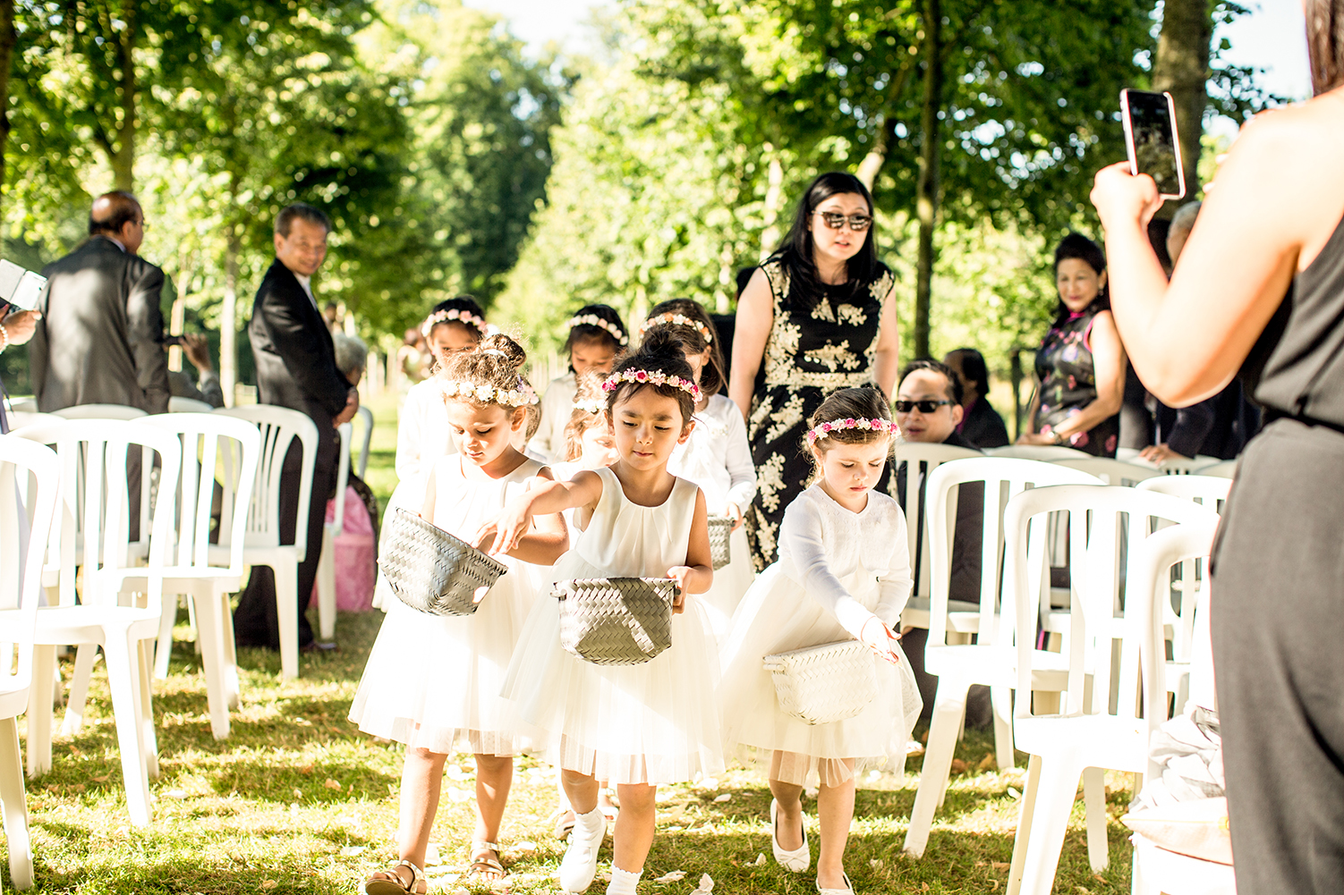 Kevin and Sabrina\'s Wedding Normandy France July 2015Justin Mott/Mott Visuals Weddings http://www.mottvisualsweddings.com