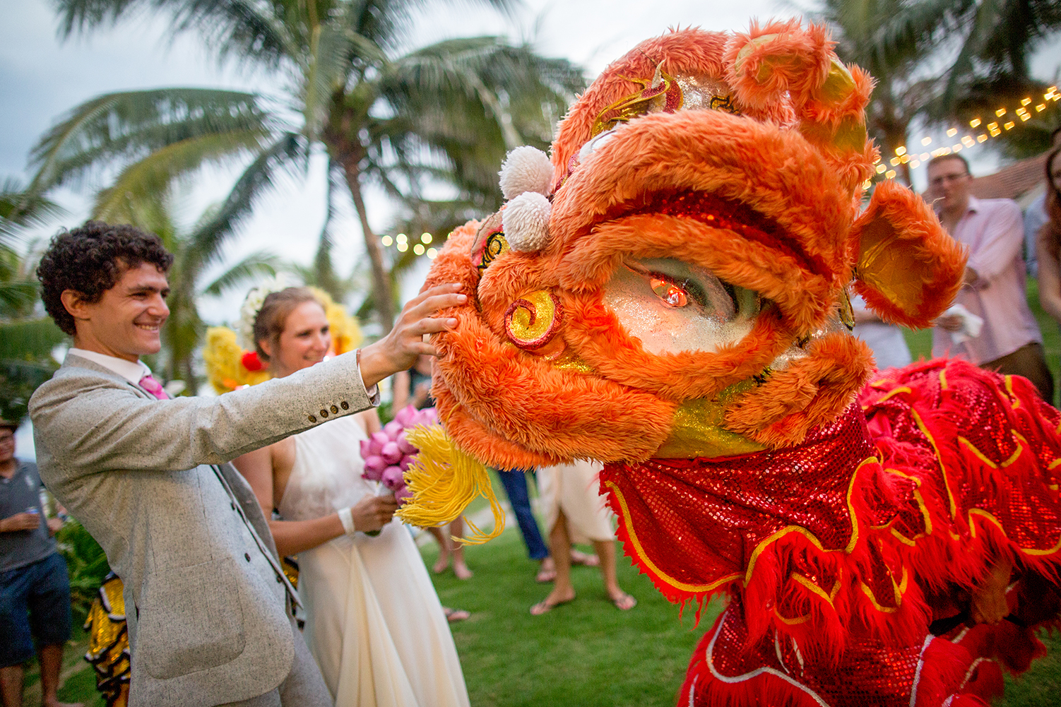 Mike and Cat\'s Wedding in Hoi An