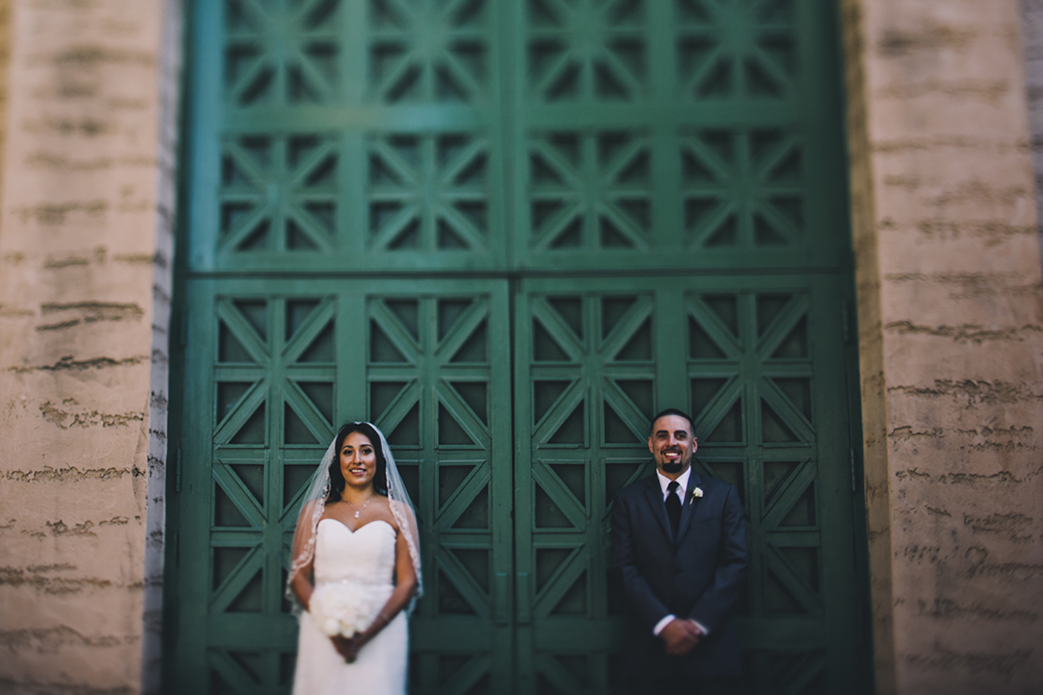 Johanna and Anthony get married in San Francisco on June 7, 2014. ©Dan & Russell Photography 2014