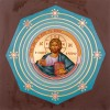 Mock-up of Jesus Christ, Pantokrator