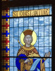 St. Constantine (Stained Glass)