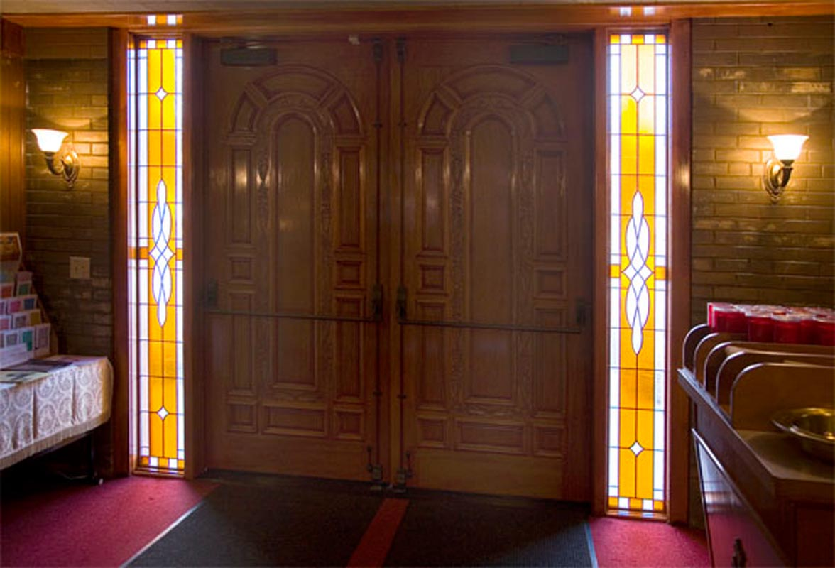 New Doors (Seen From Inside)