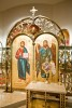Our Lord Jesus Christ and St. John the Forerunner.