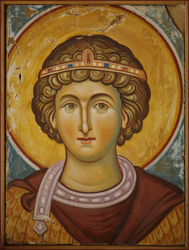 ICONOGRAPHY: Portable Icons: Fresco: byzantineartworks.com/contents/ICONOGRAPHY/Portable Icons/image...