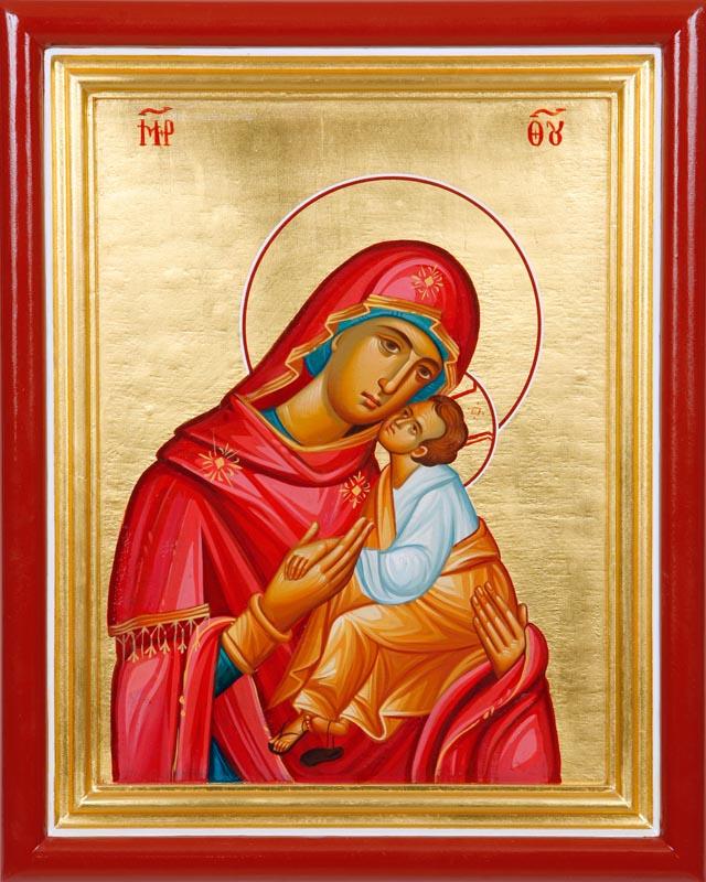 The Theotokos with Christ
