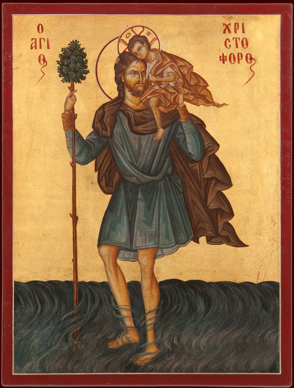 St. Christopher (Christophoros)