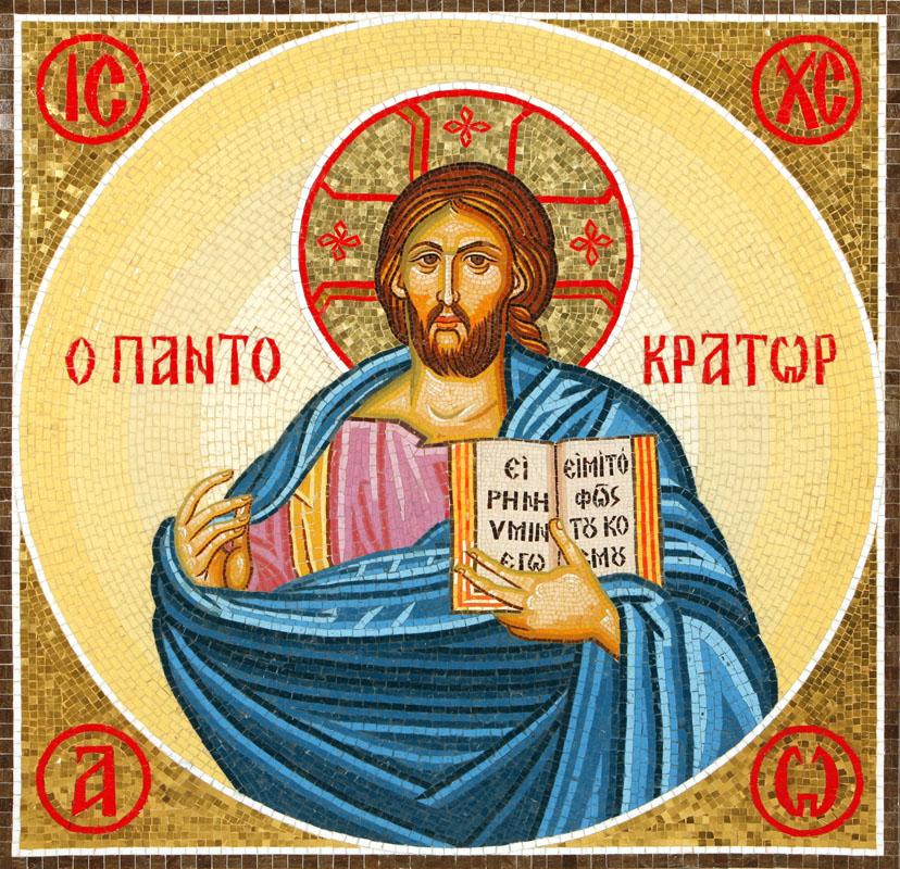 Jesus Christ, Pantokrator