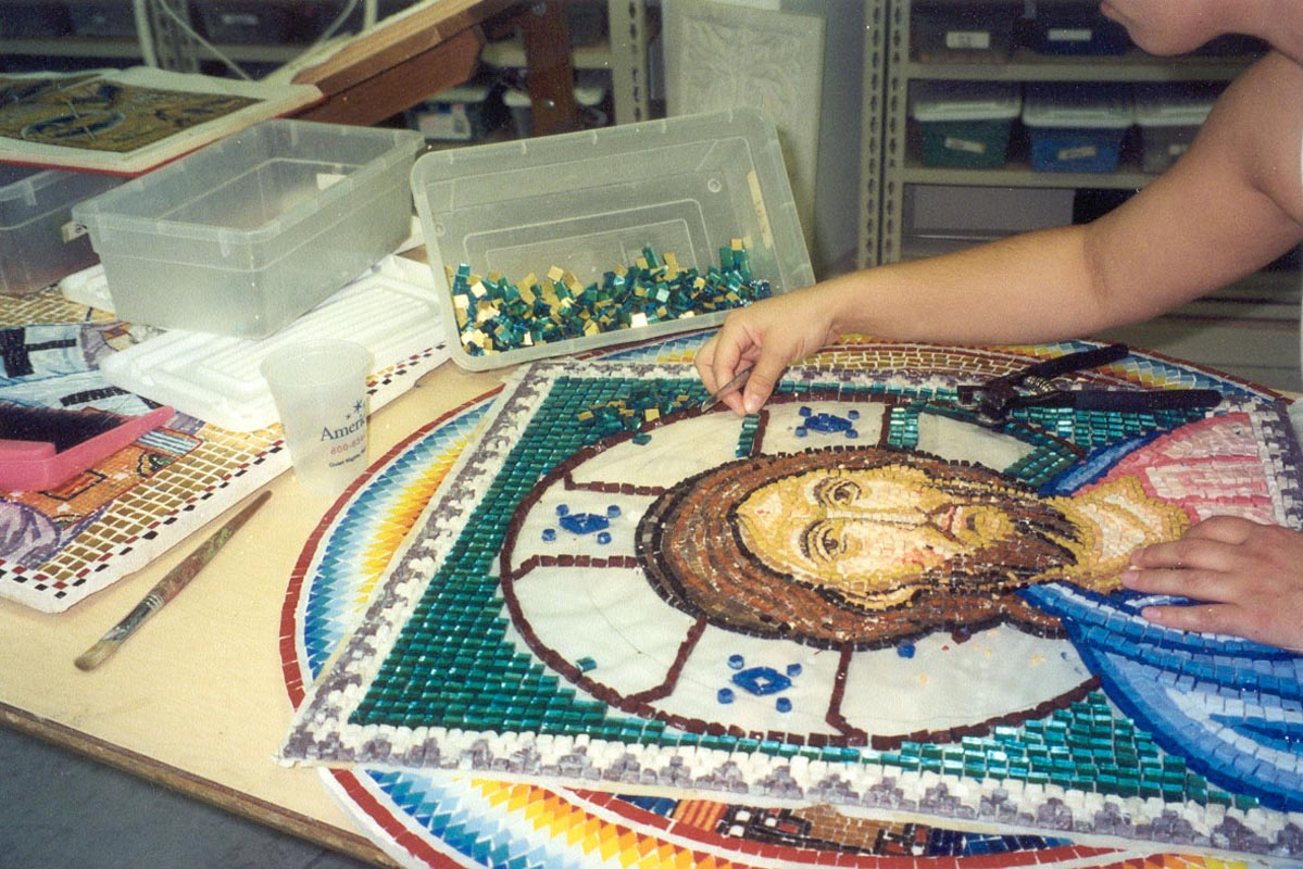 Mosaics_Portable__Working_on_mosaic