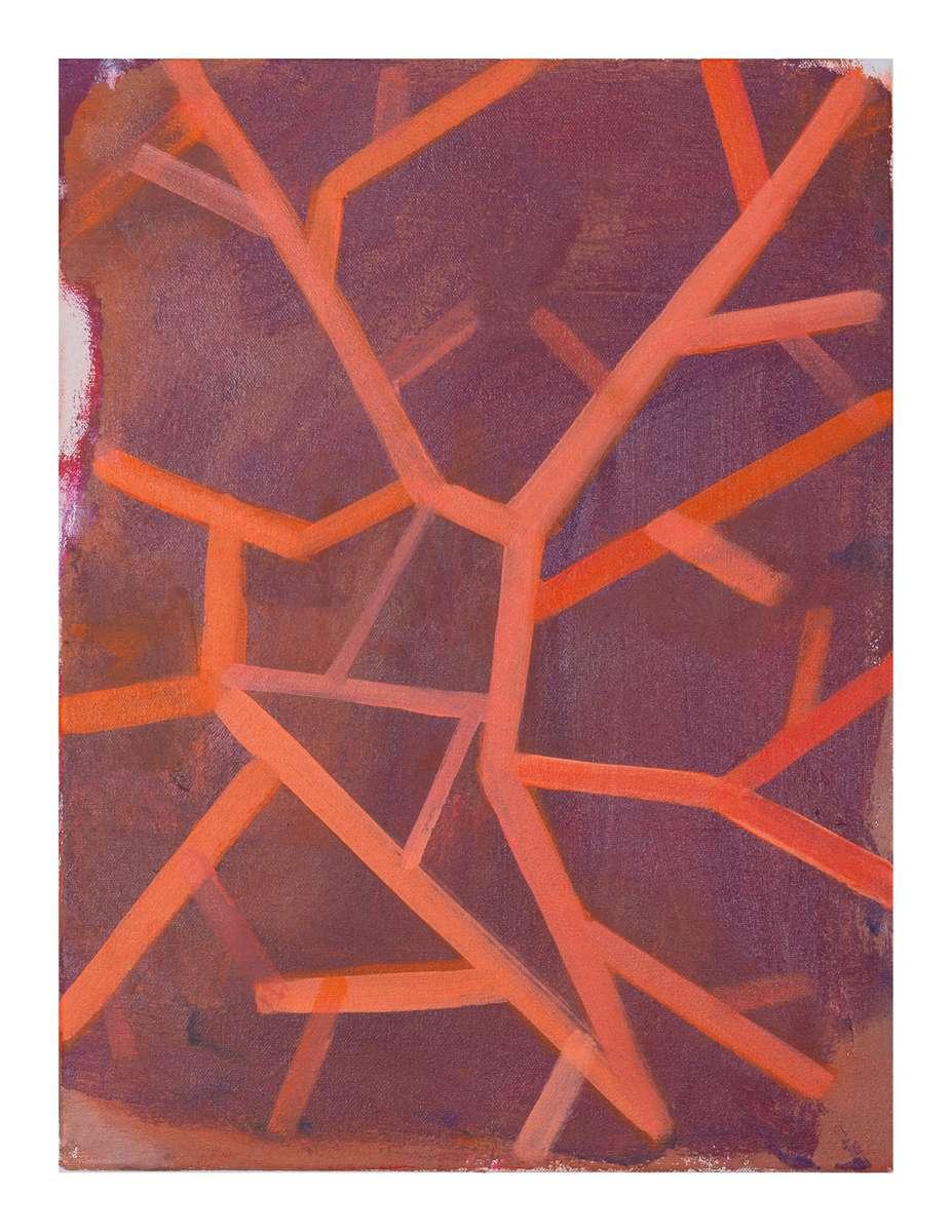 16 x 12 in.Acrylic on canvas