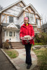 Angela Logan of Teaneck, NJ baked her way out of mortgage foreclosure by selling 100 cakes in 10 days. Guideposts Magazine.
